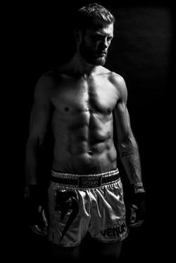 Pierre Lindh K1\ Thai Boxer