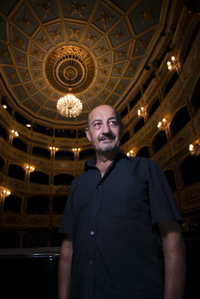 Local Actor Manoel Chauci