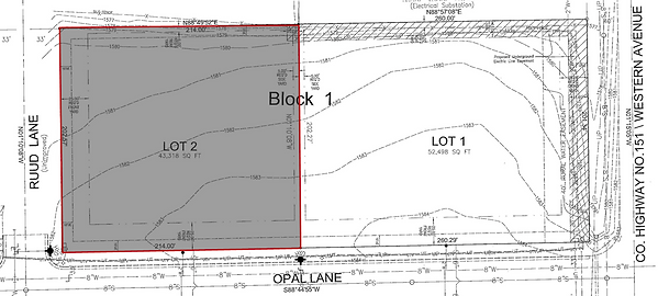Lot 2, Block 1, Hartford, SD