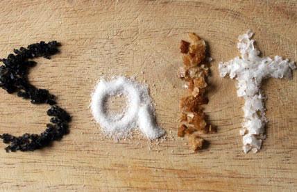 The Healing Properties of Unrefined Salts