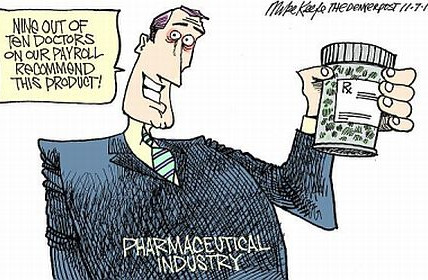 Big Pharma, Corruption, Medical Research & Your Health