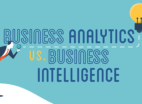 ¿Qué es Business Analytics & Business Intelligence?