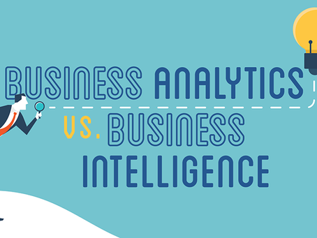 ¿Qué es Business Analytics & Business Intelligence?