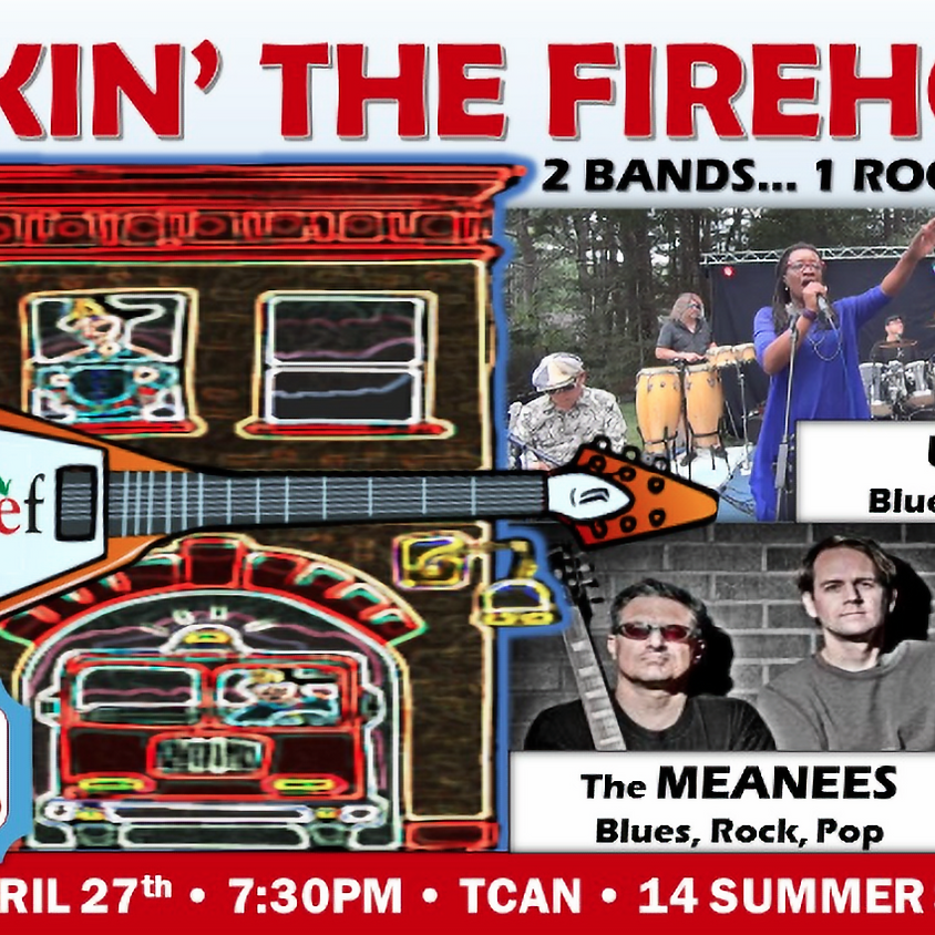 Rockin' The Firehouse Concert