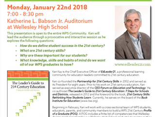 21st CENTURY LEARNING: An Evening with Ken Kay