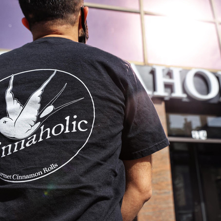 Cinnaholic: Downtown London's New Spot for Sweets
