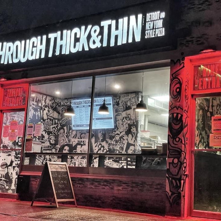 London Ontario's New Hotspot for Detroit & NY Style Pizza