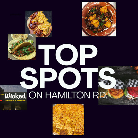 Top Spots to Eat on Hamilton Road