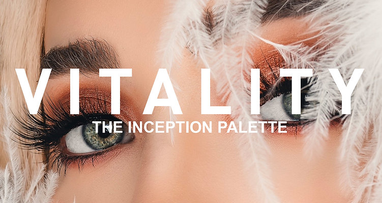 Inception Eyeshadow Palette