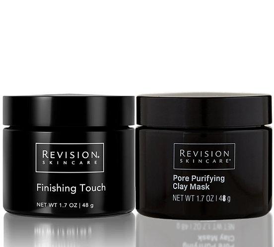 Finishing Touch (1.7 oz) | Pore Clarifying Mask (1.7 oz.)