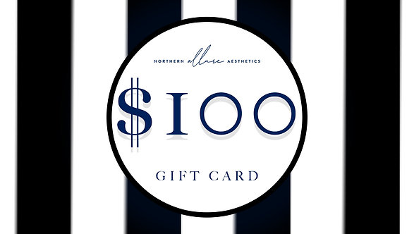 Northern Allure Aesthetics 100$ Gift Card