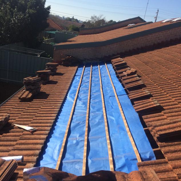 NSRS | Remedial Tile Roof Work