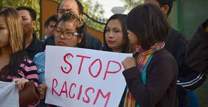 Condemning the outright of racial discrimination of students from NE