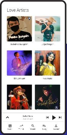 Love Song artist