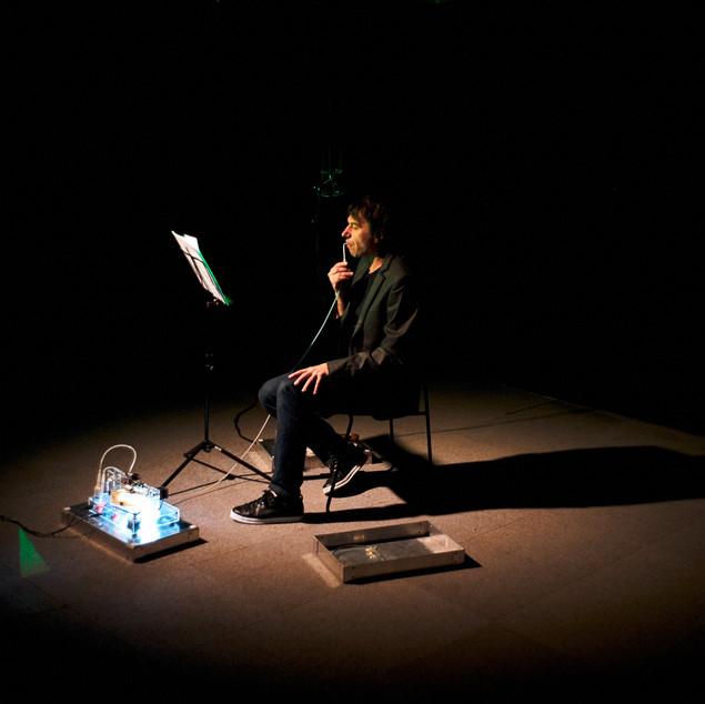 Durational Performance: Ann Liv Young, Oleg Soulimenko