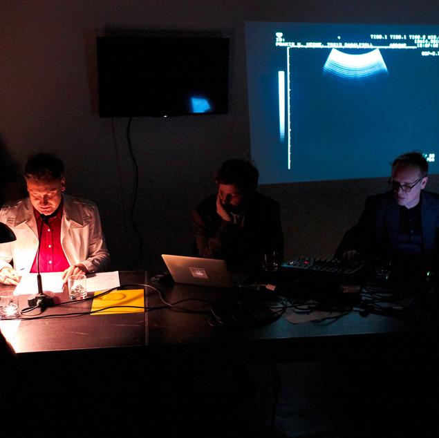 Microperformativity \ / Biomediality (Jens Hauser)