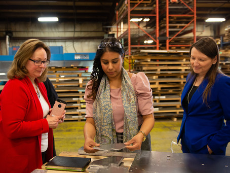 """When women succeed, everyone succeeds"" - BMP Metals Inc. to Receive Women Entrepreneurship Funding"