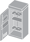 Industrial Enclosures Icon