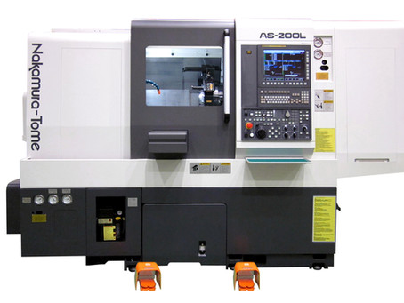 BMP Metals Adds ALL New Turning & Milling Machine