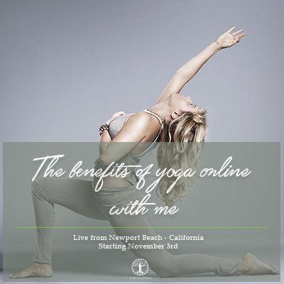 Online Yoga & Meditation