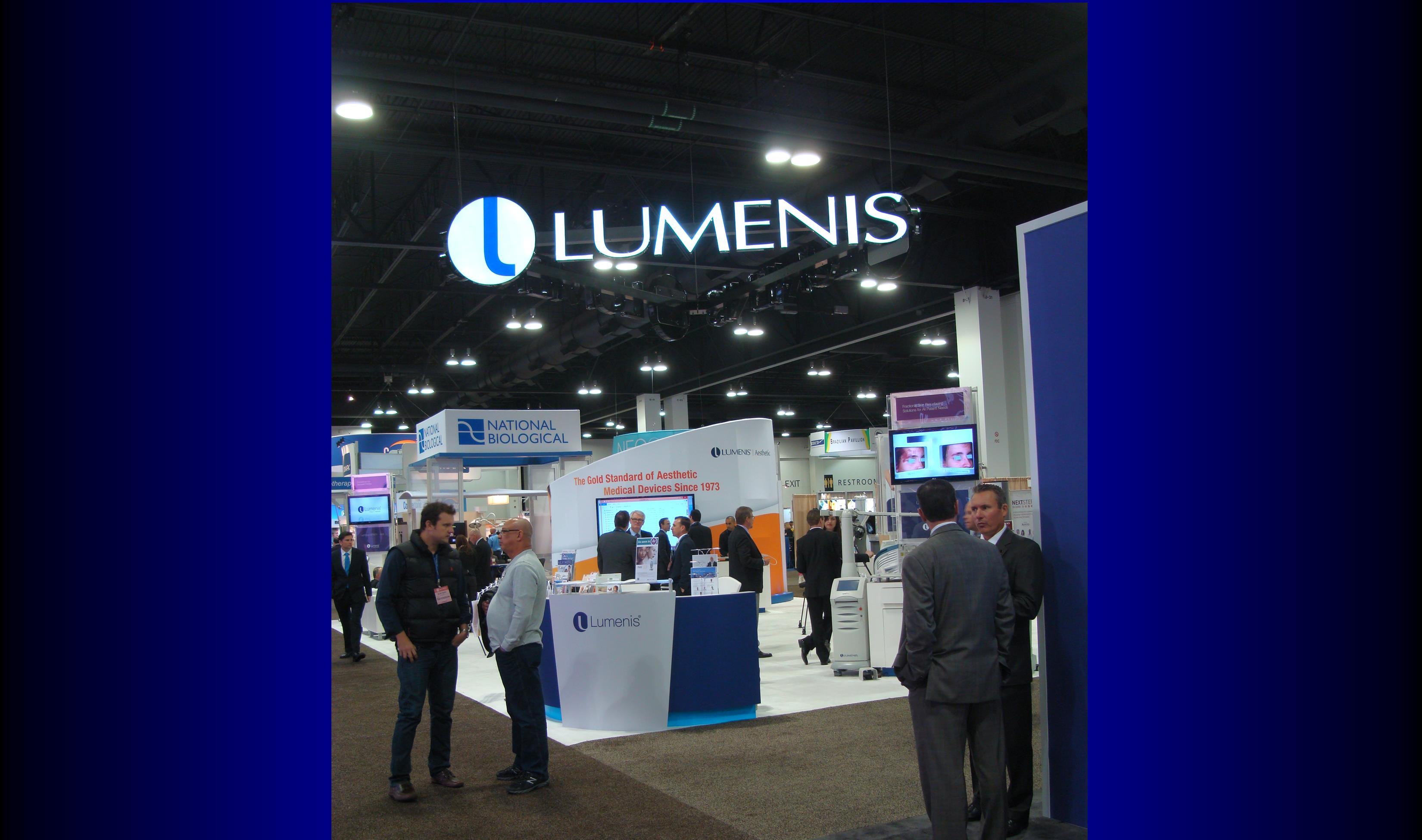 LUMENIS - Sponsor