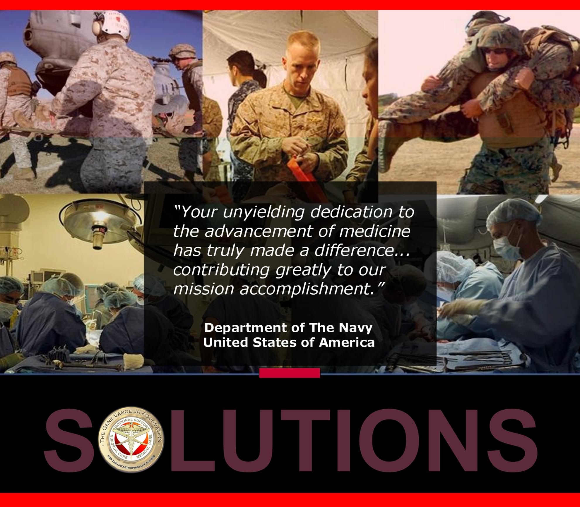 Operation Total Restoration USN