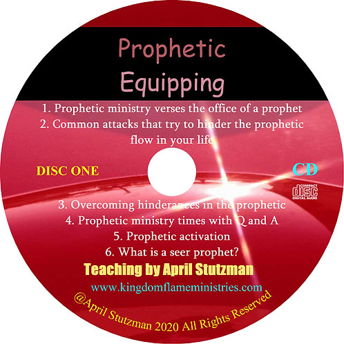 Prophetic Equipping