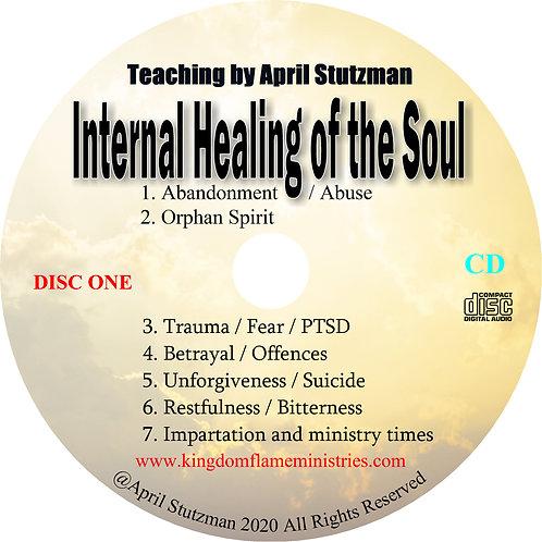 Internal healing of the soul