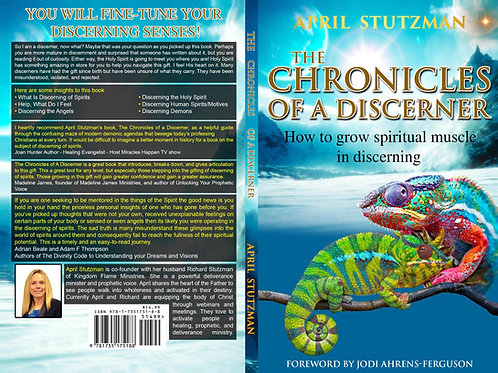 The Chronicles of a Discerner by April Stutzman
