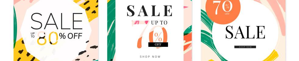 Sale graphics