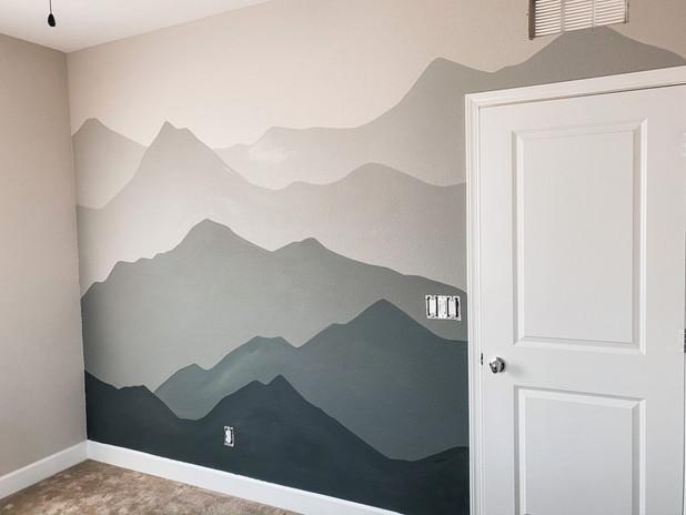 Custom Mural 8