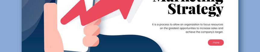 Marketing website theme