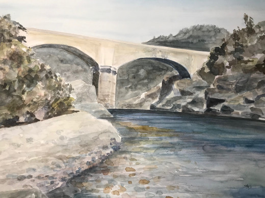 No Hands Bridge