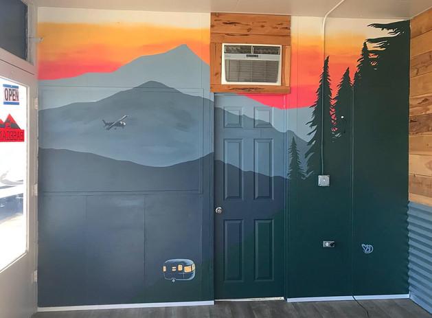 Custom Business Mural 6