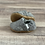 Thumbnail: Dark Grey Textured Moccasins