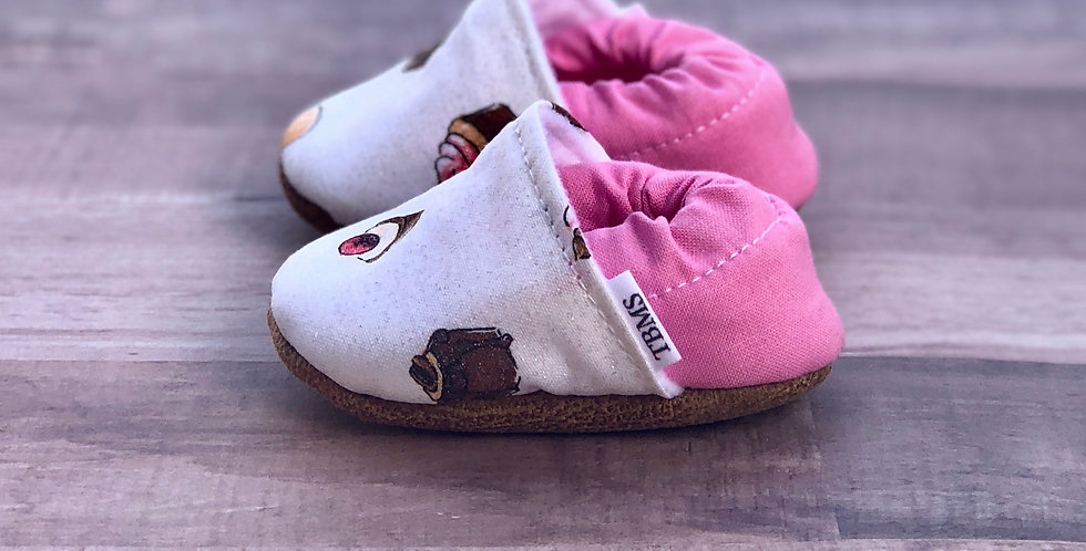 Sweet Treats Moccasins