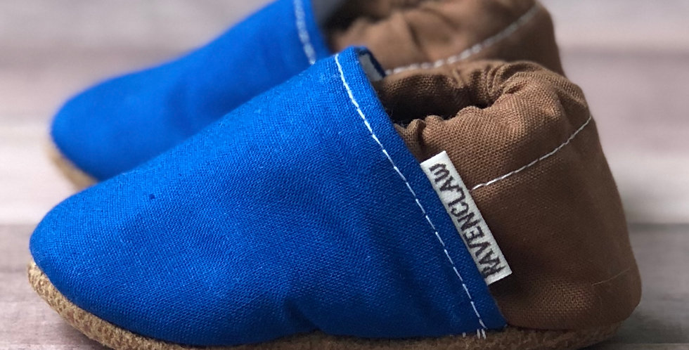 Ravenclaw House Moccasins