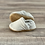 Thumbnail: Light Grey Textured Moccasins