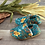 Thumbnail: Fall Pine Floral Moccasins