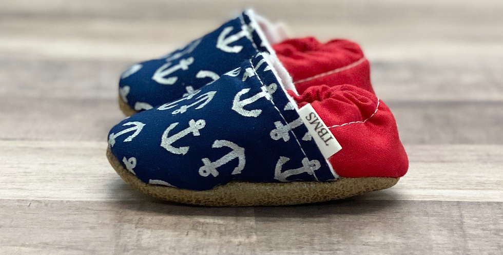 Anchor Moccasins