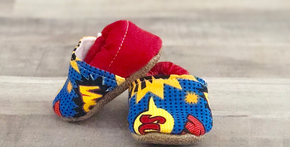 Cartoon Captions Moccasins