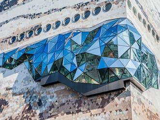 Obra de arte na arquitetura