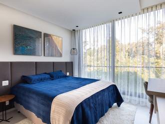 460 m² com vista para a Mata Atlântica e muito lazer ao ar livre