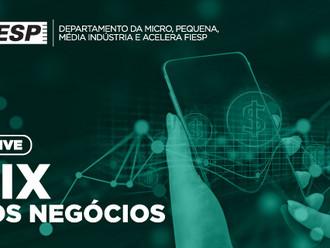 Live: PIX nos Negócios 09/12/2020