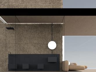 Cabana minimalista