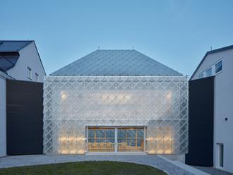 Escritório Sede Lasvit na República Checa