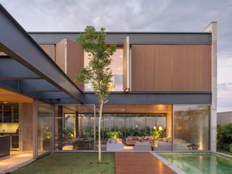 Projeto Casa Ribas criado pelo Estúdio MRGB