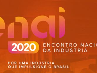 ENAI 2020 de 17 e 18 de novembro de 2020 das 14h às 19h30