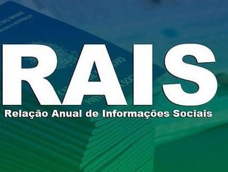 Relação Anual de Informações Sociais (RAIS) 2020