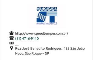 Speed Temper
